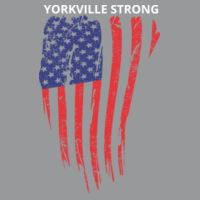 Town Strong Tee Design